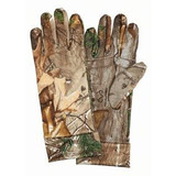 Hunter Specialties Gloves Spandex AP Green