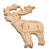 Bread board Deer