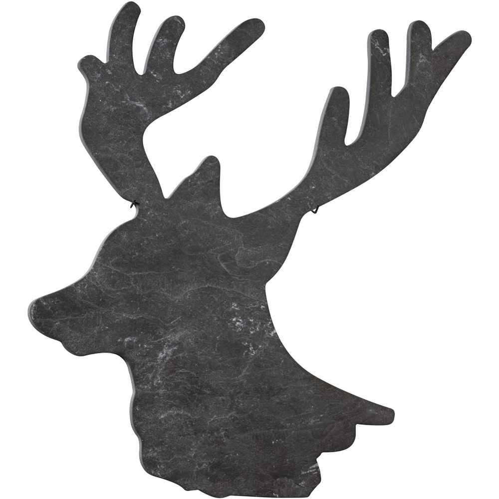 Hirschhaupt-Profil aus Schiefer