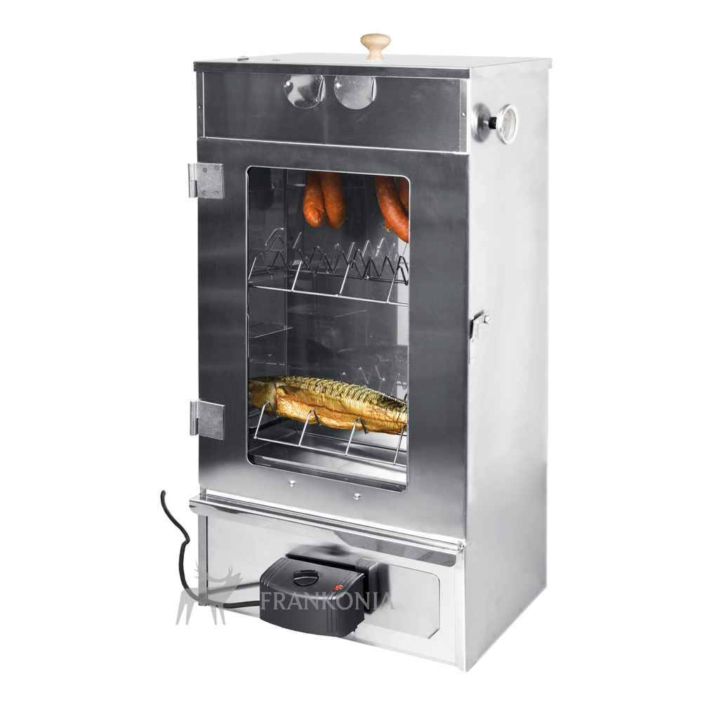 Rookoven met grill