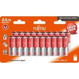 Fujitsu Alkaline 20x AA blister (LR6)