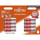 Fujitsu Alkaline 8x AA blister (LR6)