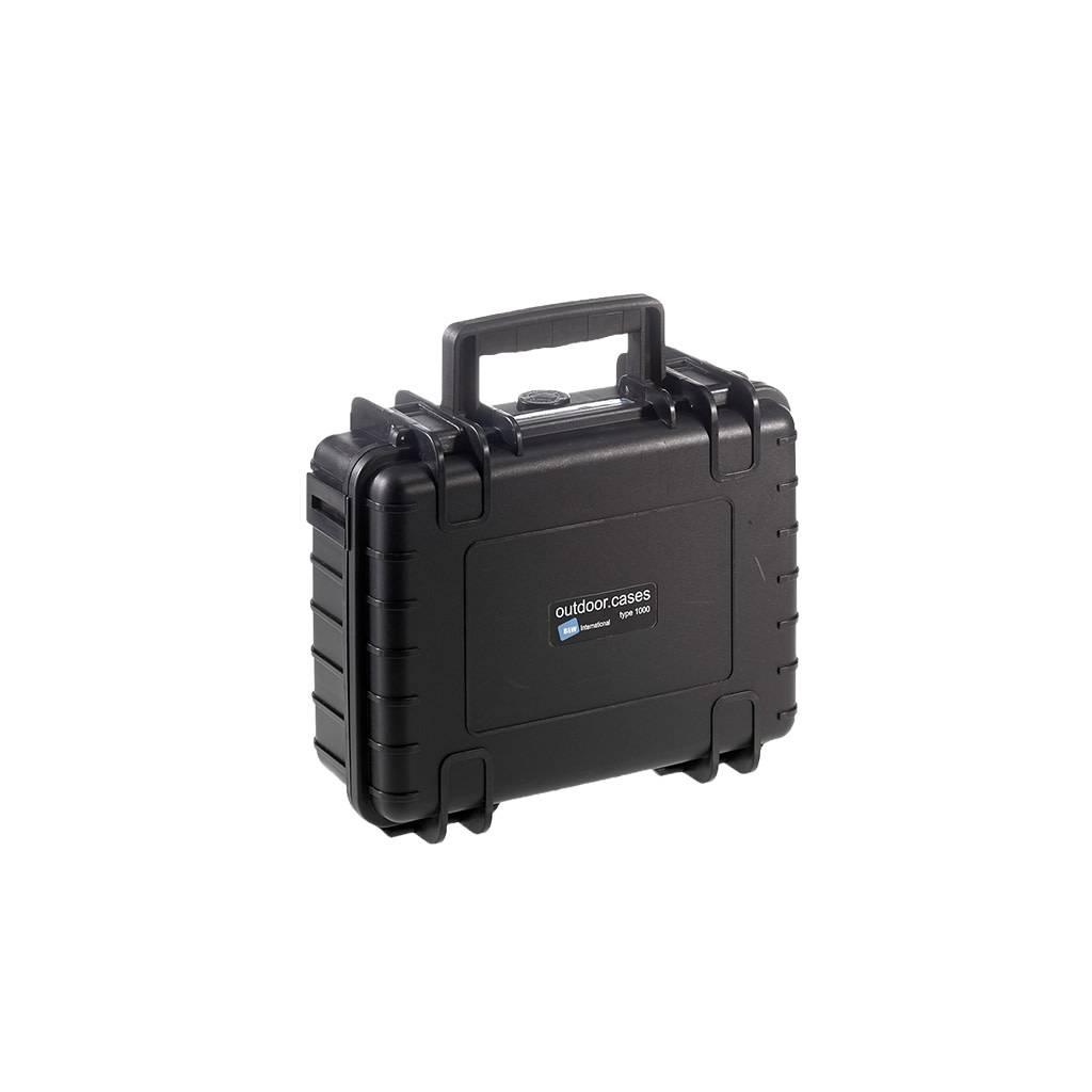 B&W Outdoor.cases Outdoor.Cases Type 1000