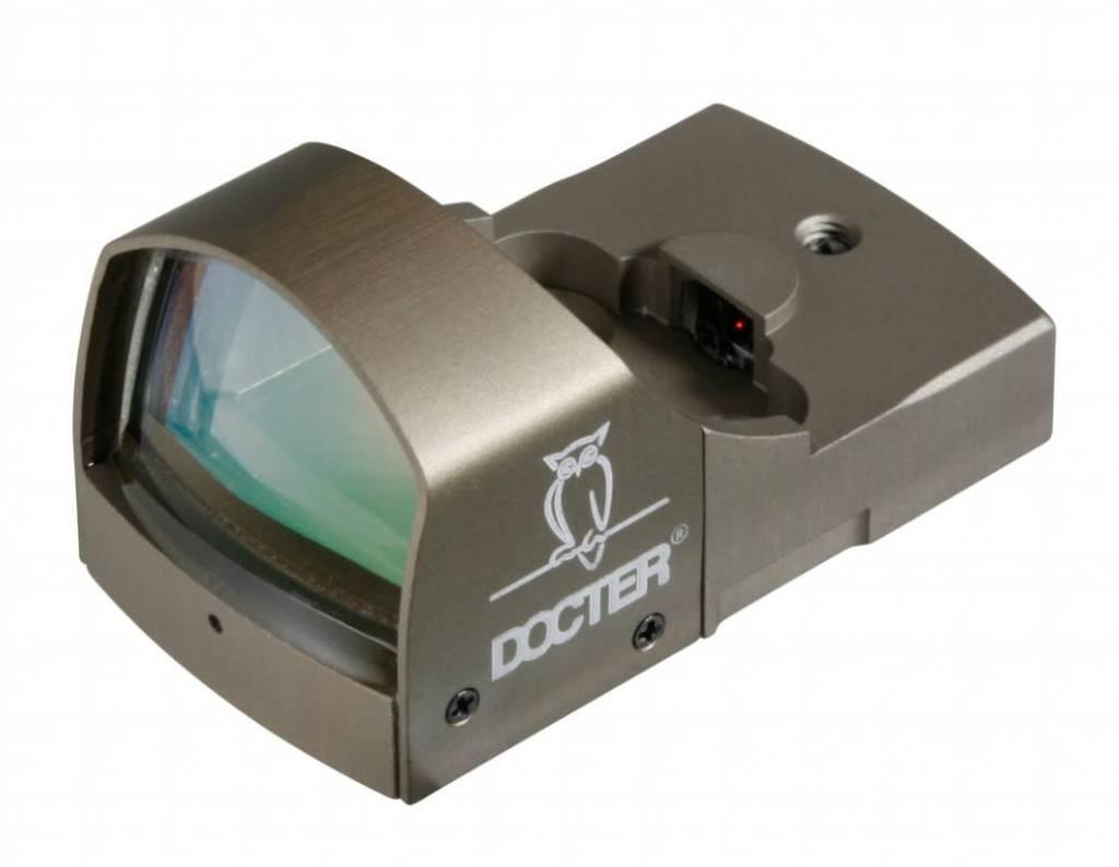 Docter Sight II Plus 3.5 voor geweer Brons