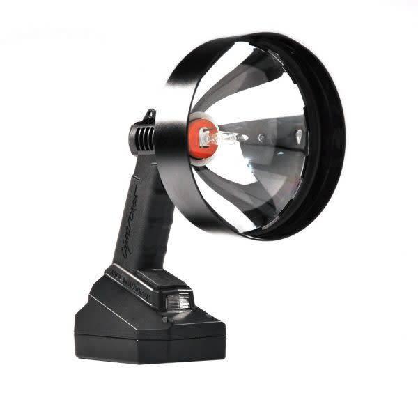 LightForce Enforcer 170mm 100W Handheld light cig. plug connection