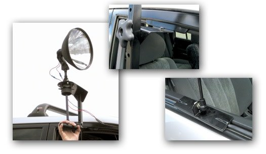 LightForce Remote operated Handles/Mounts