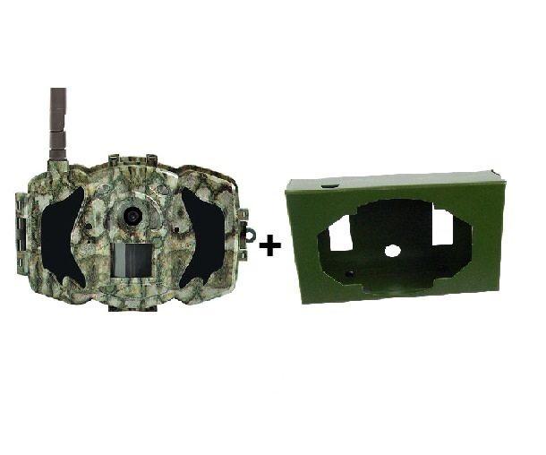 Boly Media MG983G-30M + Metalen beschermbox