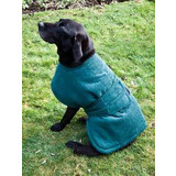 Turner Richards Toweling Dog Coats