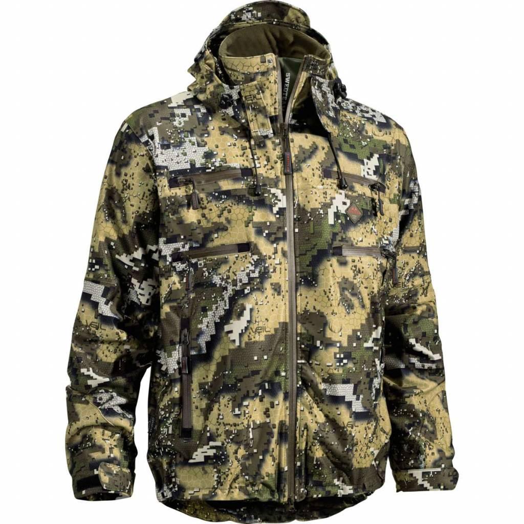 Swedteam Jacke Ridge Pro M Desolve® Camouflage