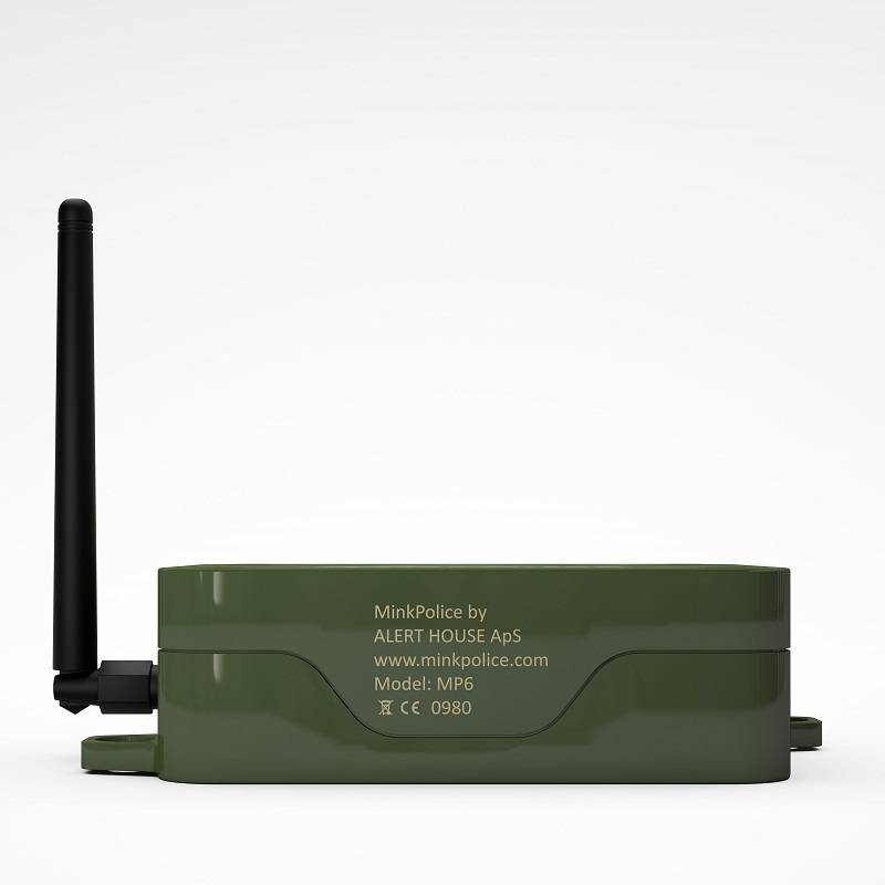 Minkpolice Vallen Alarm MP5