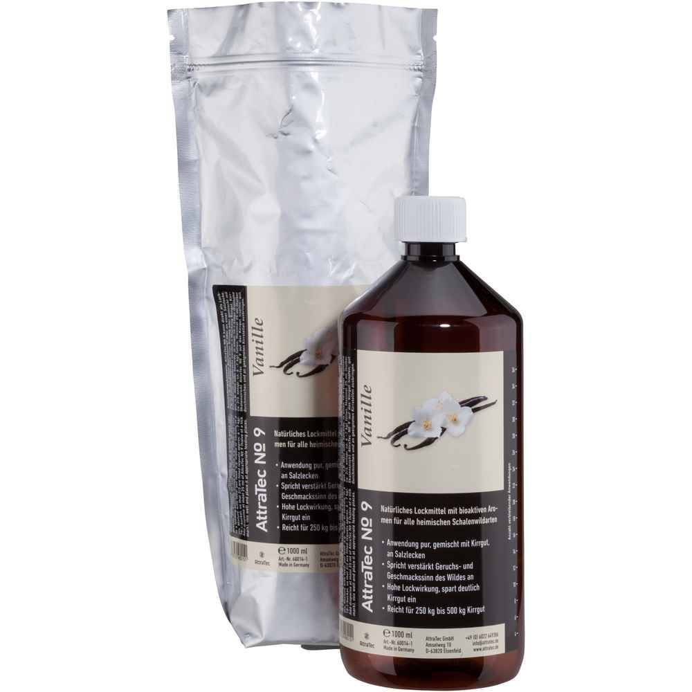 AttraTec No. 9 Lokmiddel met bio-actieve aroma's