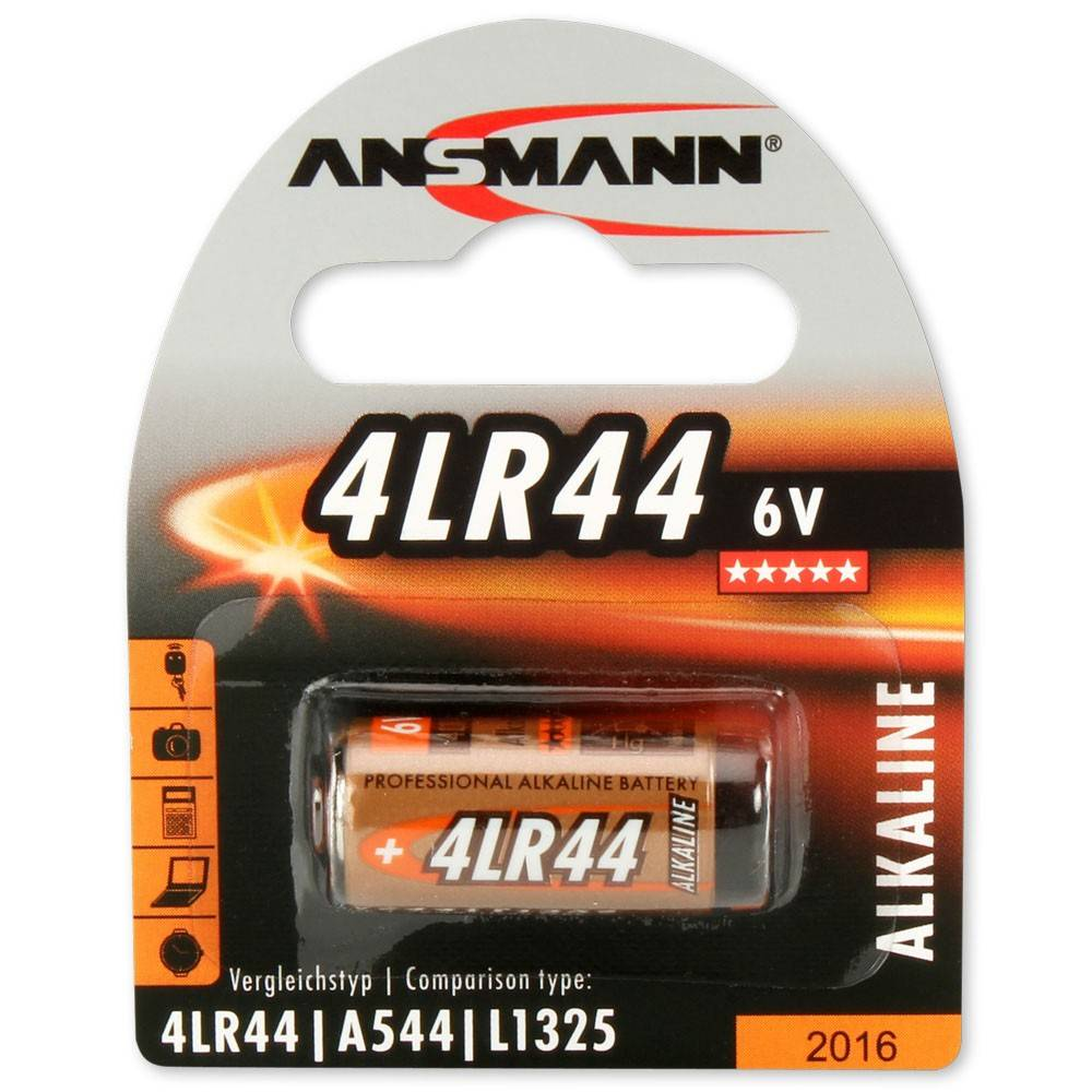 Ansmann Alkaline 6V 4LR44