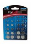 HyCell Alkaline Lithium Set bl24
