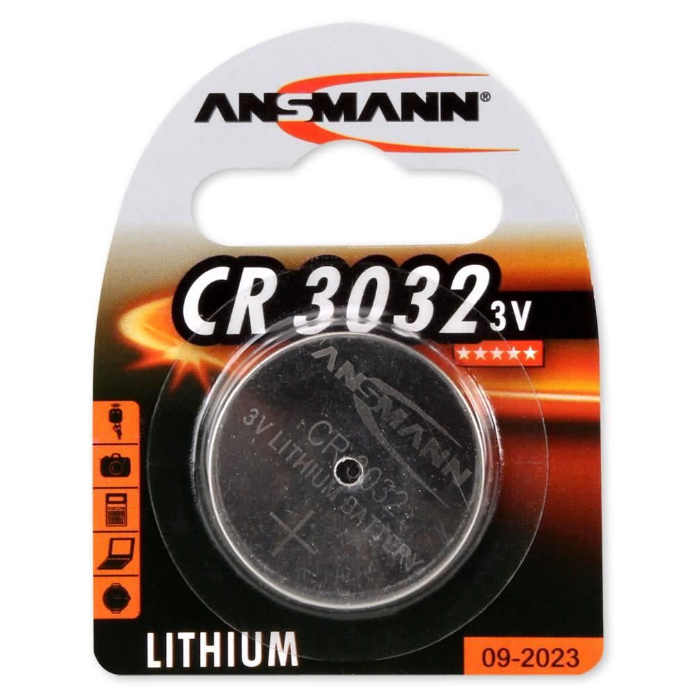 Ansmann Lithium 3V CR3032