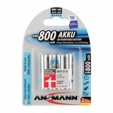 Ansmann NiMH 800mAh Micro