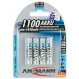 Ansmann NiMH 1100mAh Micro