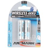Ansmann NiMH 2100mAh Wireless Mignon