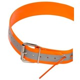 Tracker Reflective collar orange