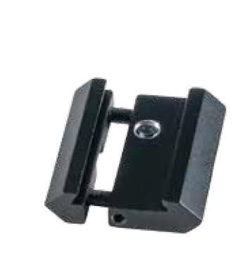 Fritzmann Montageadapter von 11mm-Schiene auf Weaverschiene