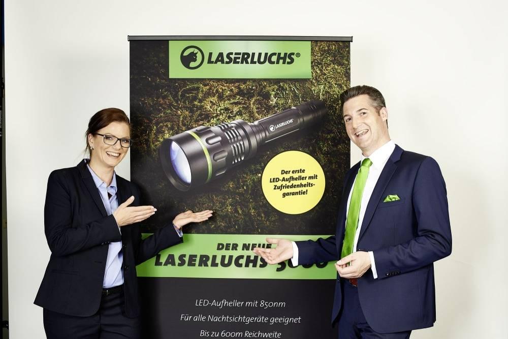LaserLuchs IR-LED-Aufheller Laserluchs-5000