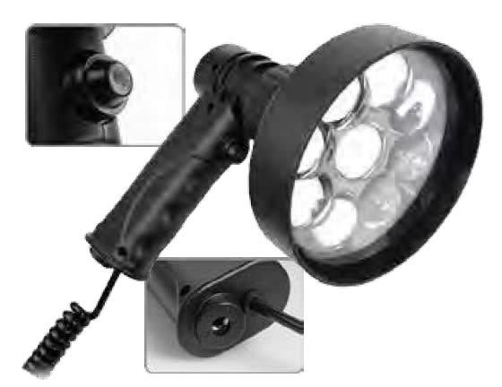 Fritzmann LED Hand Lamp