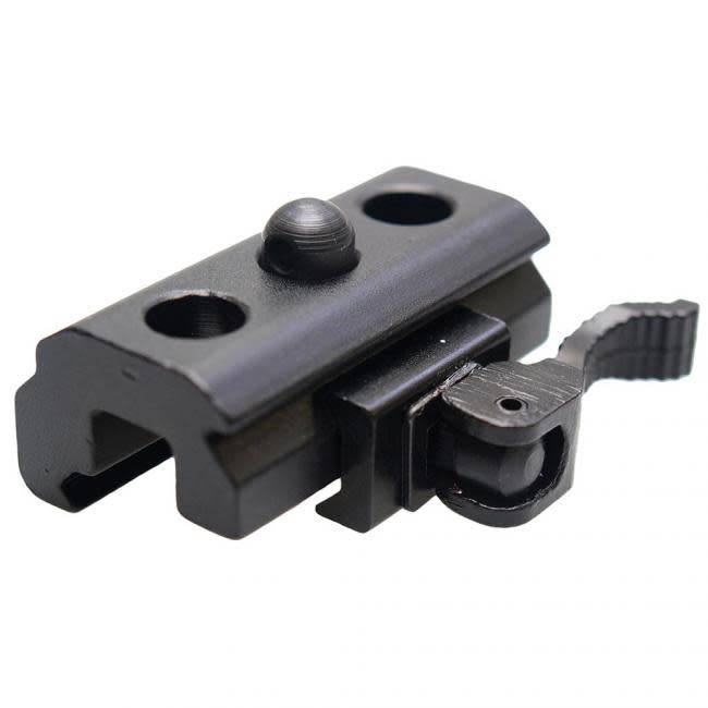 Lensolux Bi-Pod-adapter voor 21,5 mm Weaver / Picatinny-rail