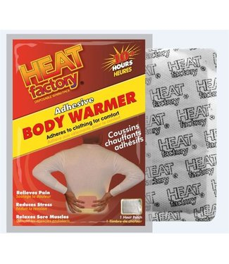 Heat Factory Adhesive Body Warmer