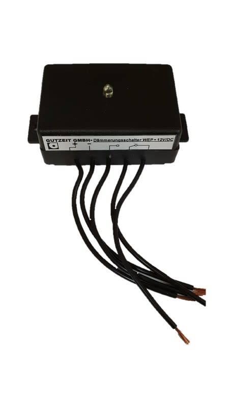 Wild-Ex Dämmerungsschalter WEP 12V/DC16.9