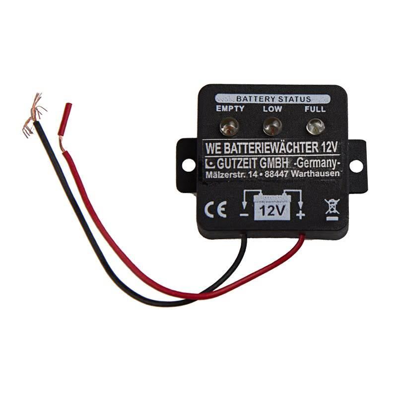Wild-Ex Batterij monitor 12V