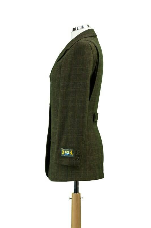 Hunter-Outdoor Fern wolle Blazer