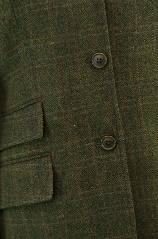 Hunter-Outdoor Fern Wollen Blazer
