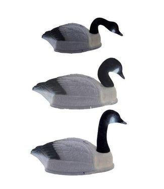ProLoo Lockvogel Gans Kanada beflockt gestapelt