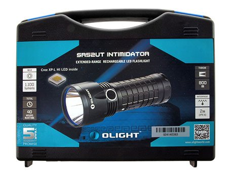 Olight SR52-UT Intimidator Kit