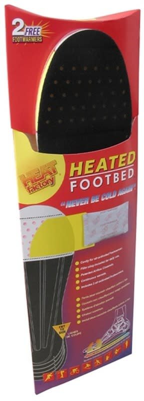 Heat Factory Heated Flat Footbed