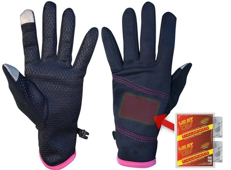 Heat Factory Ladies heated pocket glove
