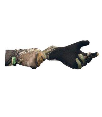Primos Stretch-Fit-Handschuhe mit sicherem Griff und ext.Cuff - Mossy Oak®