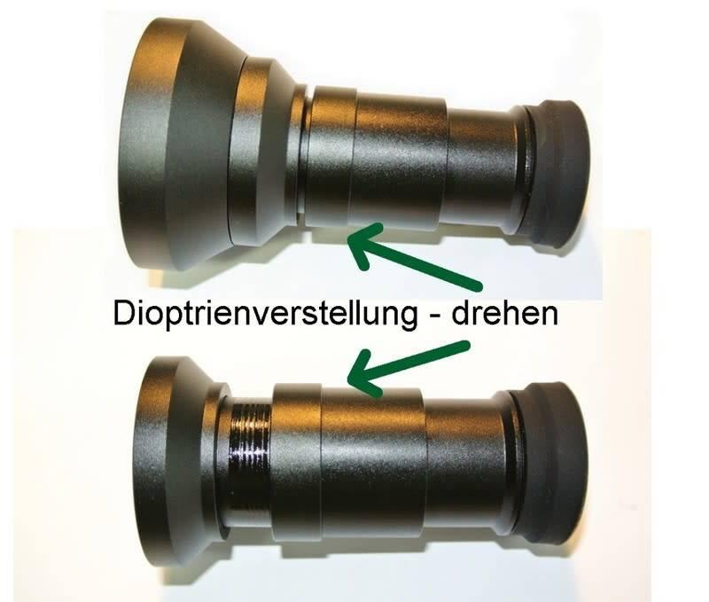 Dedal 3.5x Okular