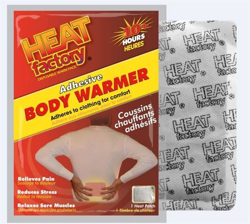 Heat Factory Wärmer