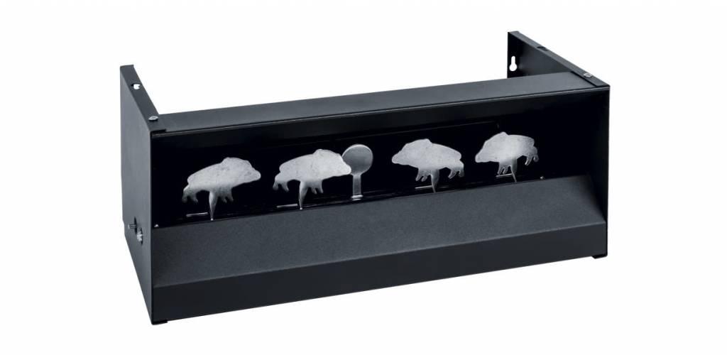 AKAH Silhouetten doos met 5 doelen zwijnen