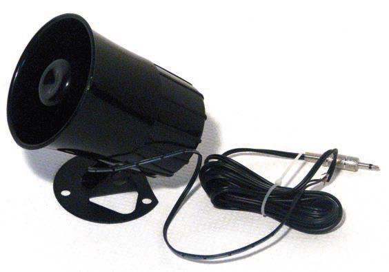 Wildhunter Externer Lautsprecher
