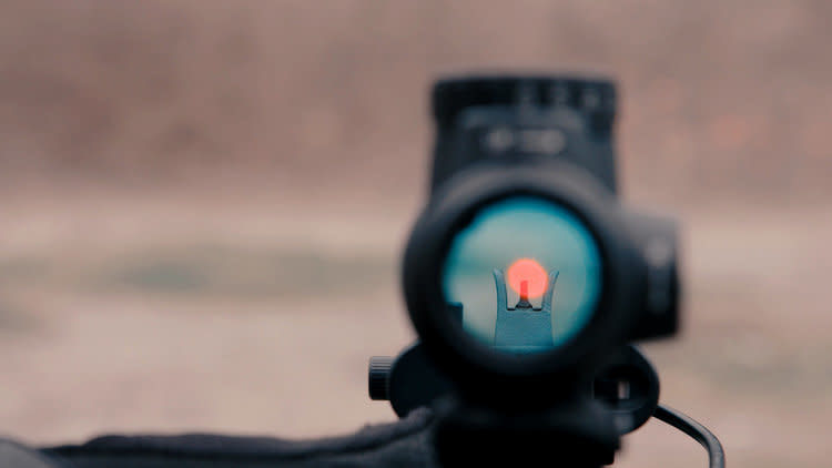 Elevated The Slide - Aimpoint Pattern