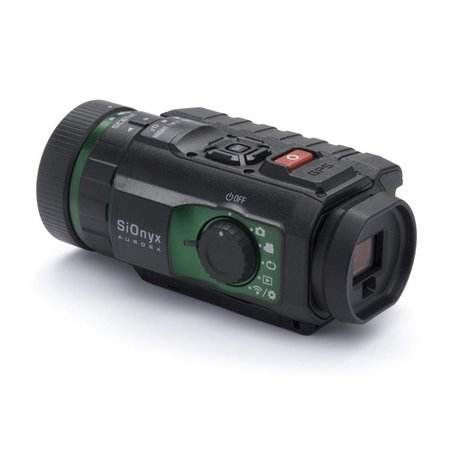 SiOnyx Aurora Color night vision camera