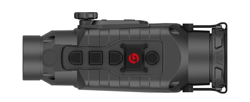 Guide TA435 400x300 50HZ Thermal Imaging Clip-On System