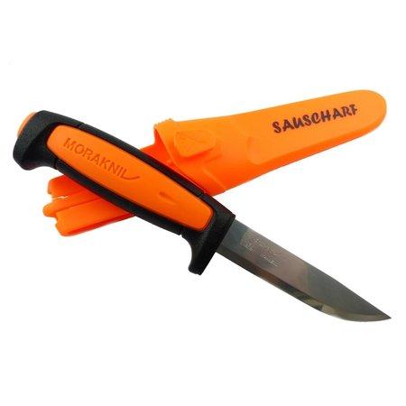 Morakniv Basic 546 oranje zwart