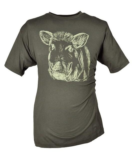 """Hubertus T-shirt """"Keilerkopf"""""""