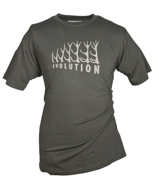 "Hubertus T-Shirt ""Evolution"""