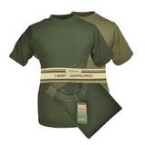 Hubertus T-shirt Doppelpack