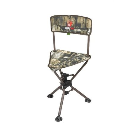 Primos Double bull swivel tri stool truth camo
