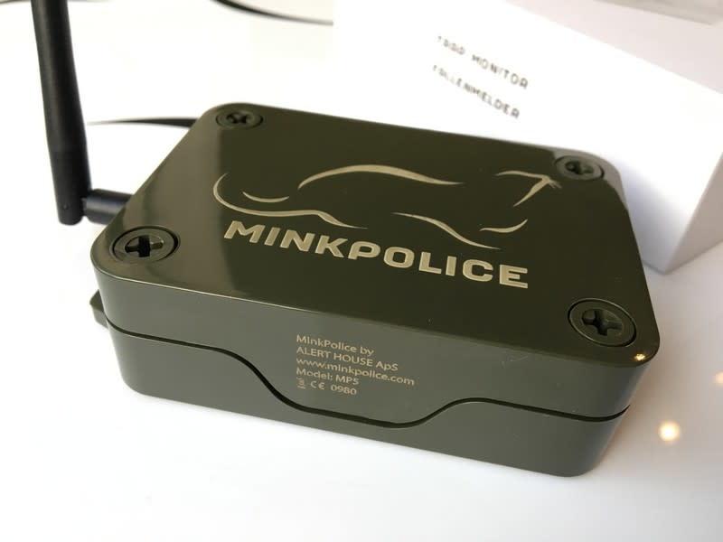 Minkpolice Fallalarm MP5