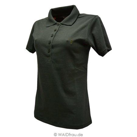 Hubertus Ladies Pique Shirt
